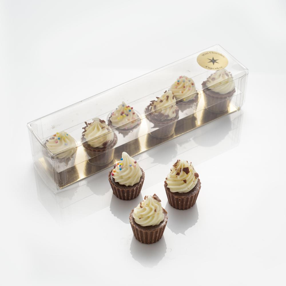 Our Mini Chocolate Cupcakes are a real treat