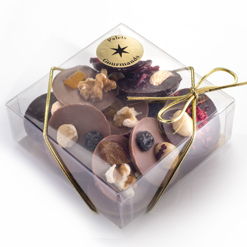 Our delicious Palet Gourmand come inside the hamper