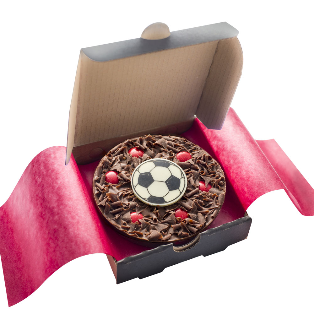 Support your team with chocolate!
