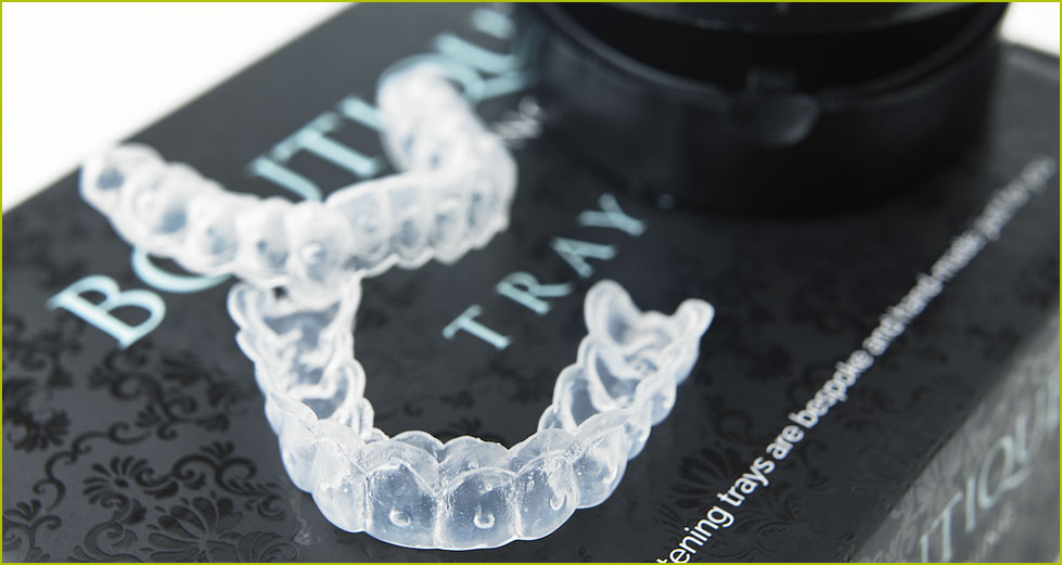 Tooth Whitening Trays in Matlock