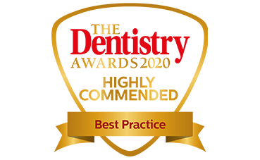 An award winning dental practice!