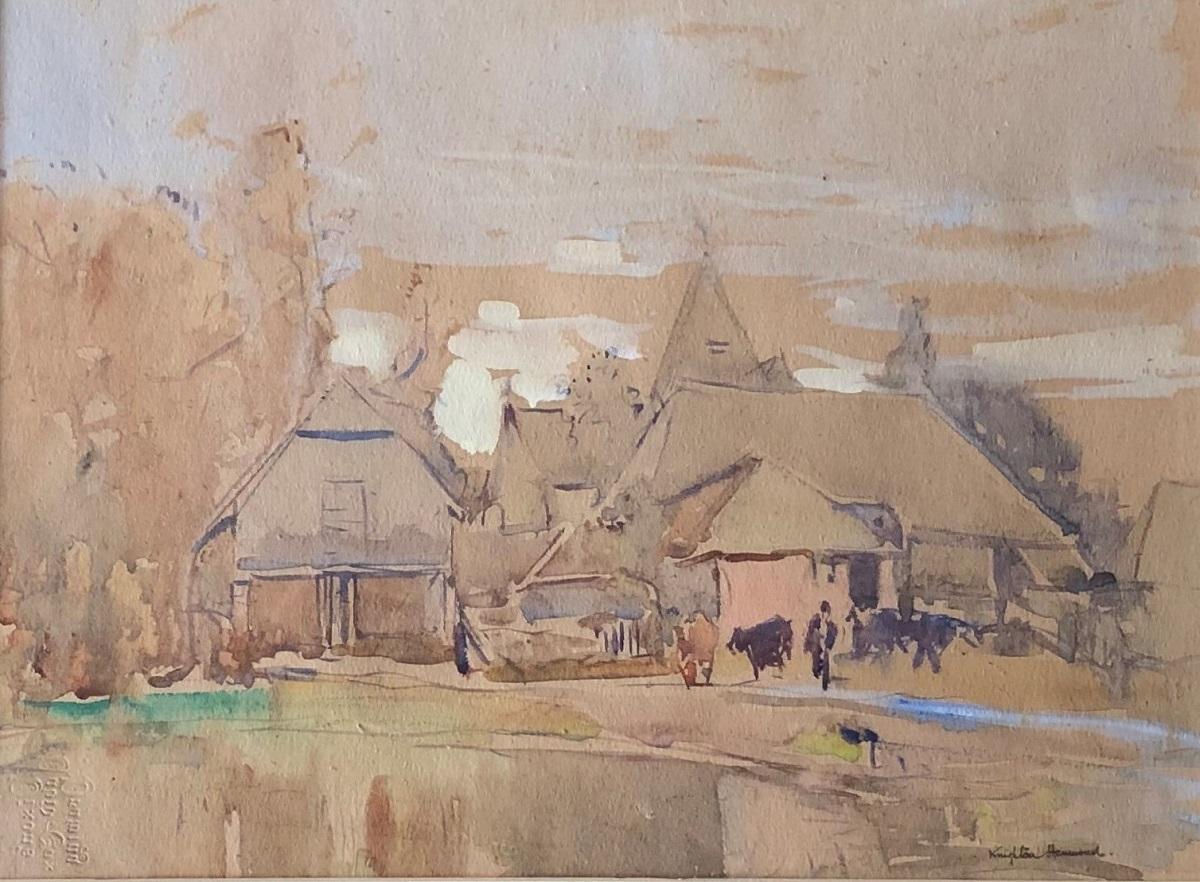 The Barns at Ditchling