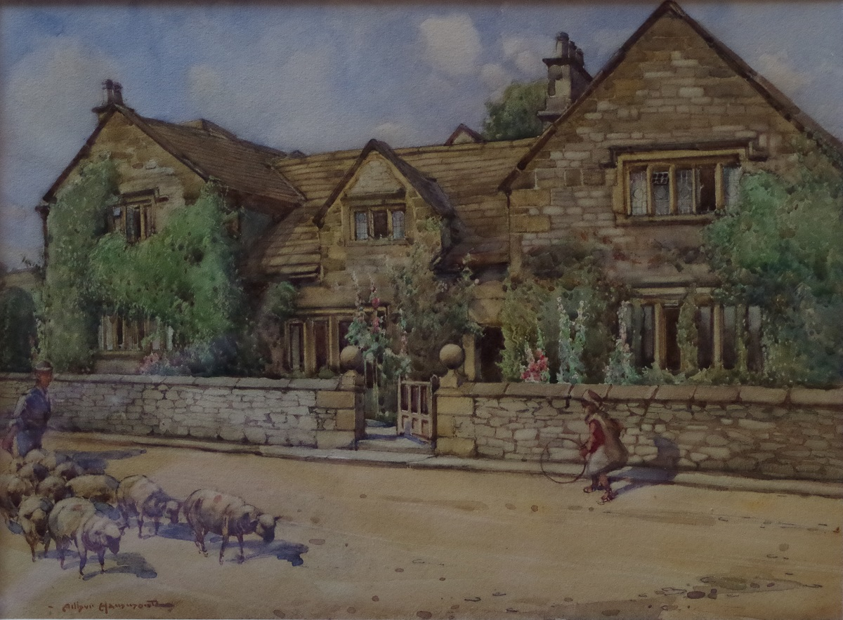 Old Hall, Youlgrave