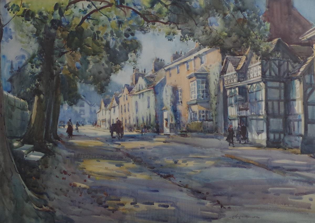 High Street, Prestbury