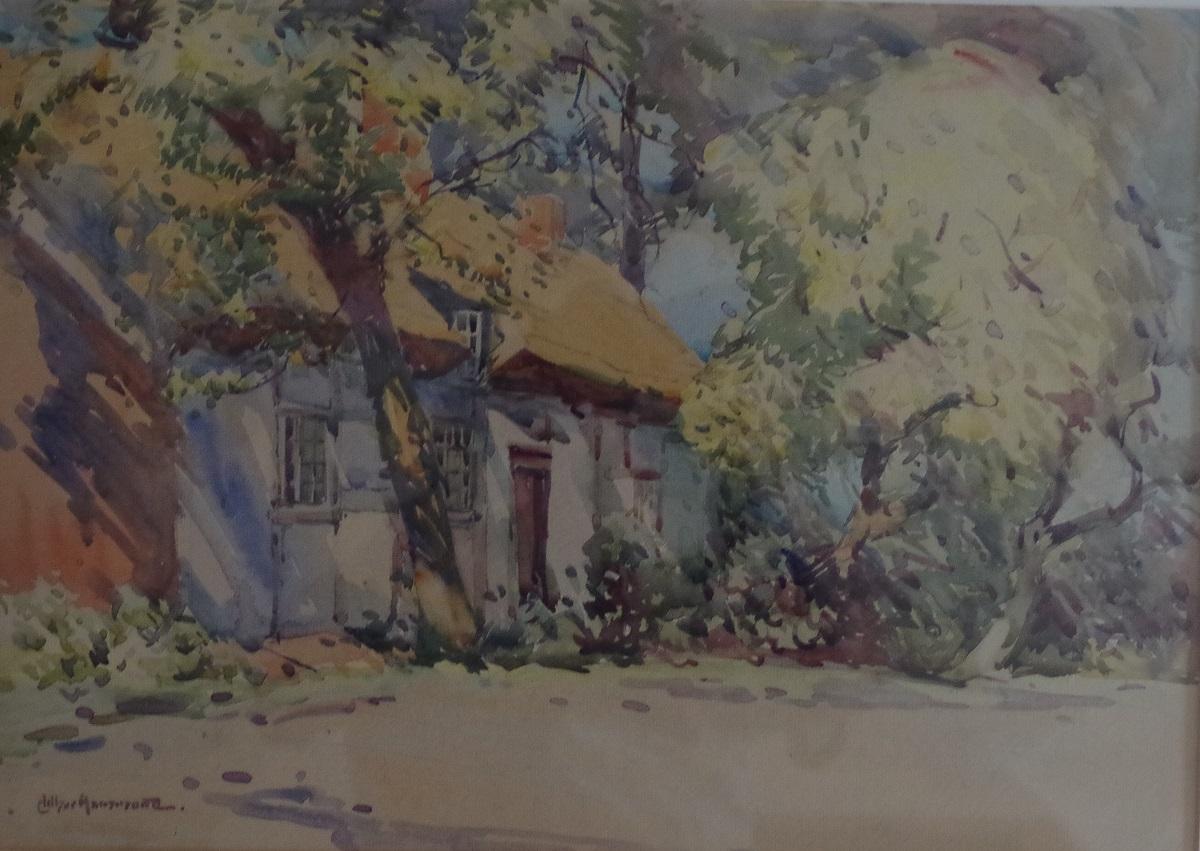 Plum Blossom Cottage, Woodford