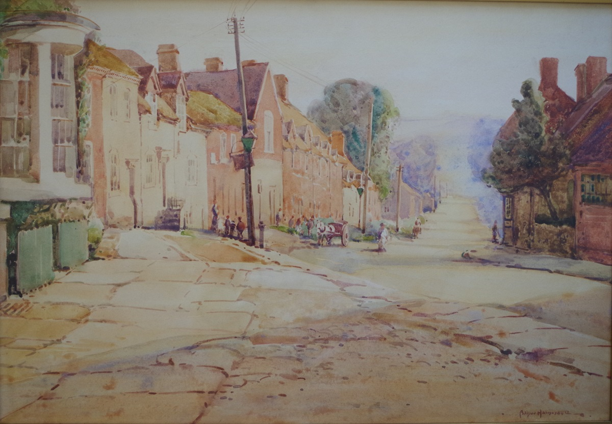Cleobury Mortimer, Shropshire