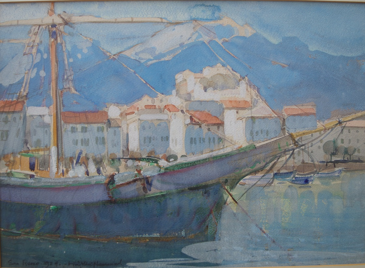 The Harbour, San Remo