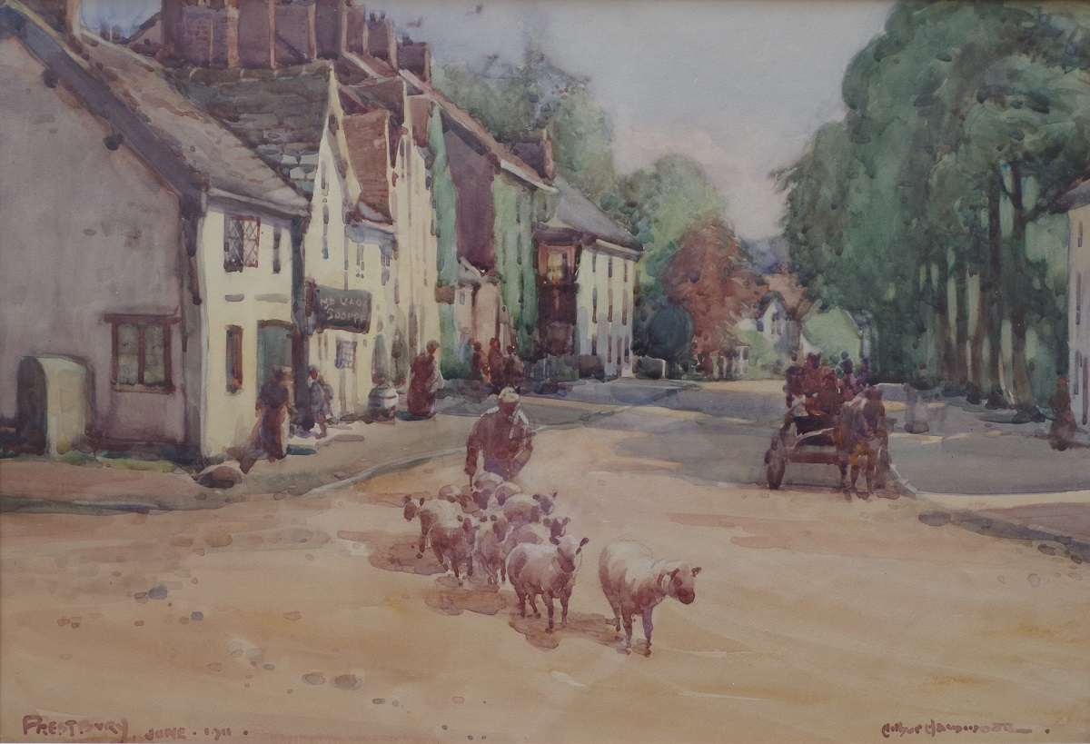 Prestbury, June 1911