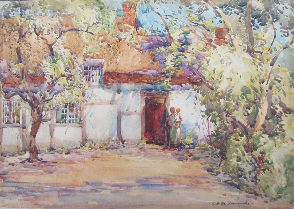 Cottage at Woodford