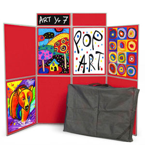 Exhibition Boards for Schools & Colleges