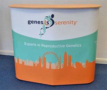 Portable Counters Example - Genes Serenity