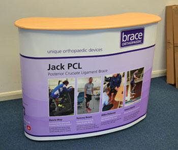 Portable Counter Example - Brace