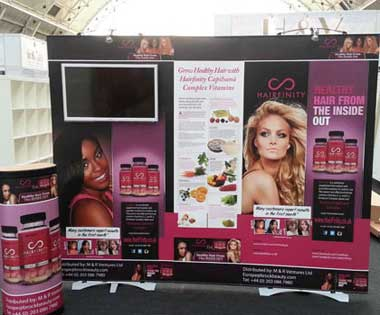 Twist Media Exhihbition Stands