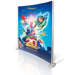Fuse Graphic Display Stands
