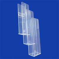 Adjustable 3-Tier Acrylic Module