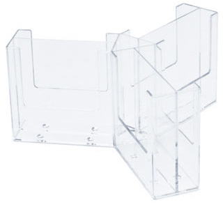 Additional Acrylic Tier - A4, A5 or 1/3 A4 Leaflet Holders