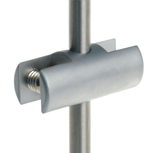 Vertical Twin Side Grip for 6mm Rod