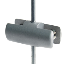 Vertical Twin Side Grip for 3mm Rod