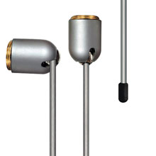 Wall or Ceiling Fittings for 3mm Rod