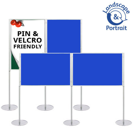A0 display boards designed specifically for A0 poster sizes.