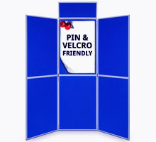 Pro-Fold 6 Panel Folding Display Boards