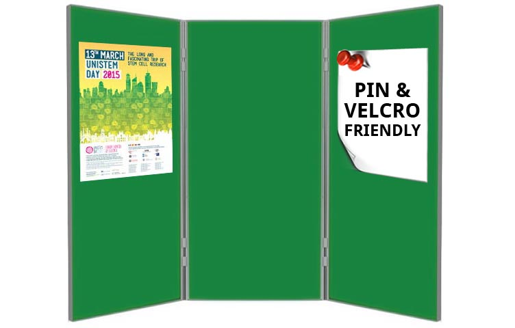 Exhibition boards from RAL Display