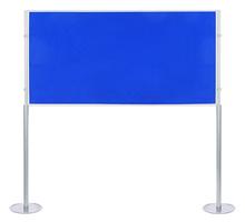 Elevated Single Panel 1800 x 900mm Display Board