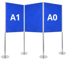 A1 & A0 Poster Boards