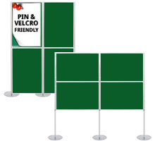 Panel & Pole Display Boards