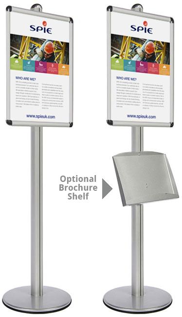 Display menus and general A1 posters