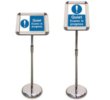 Titan A4 Sign Holders