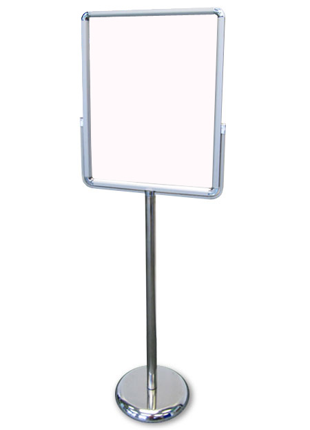 Mercury A4 twin sided sign holders