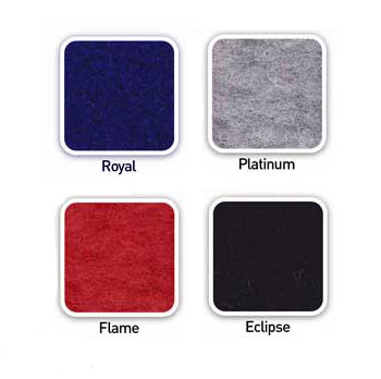 Choose from 4 fabric colours