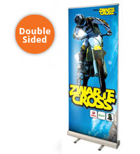 Double Sided VX3085 Pop-Up Banner