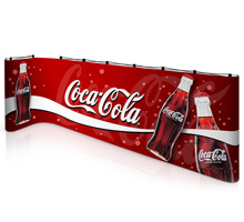 Kit 6 - L-Shaped Popup Stand - 2m x 6m Space