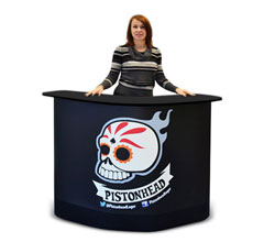 Pearl Large Portable Counter