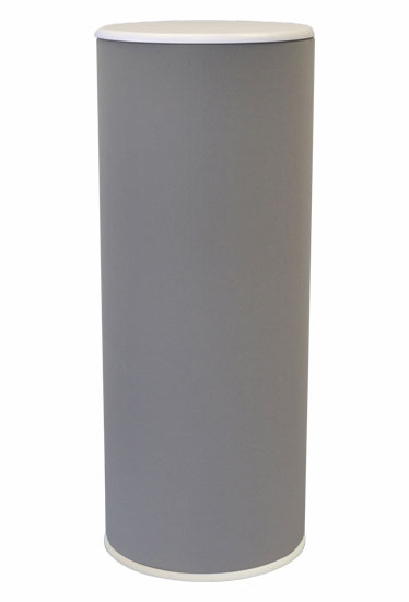 Exhibition plinths for displaying products - 100mm high