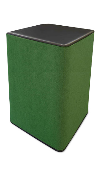 Our 1000mm high portable plinths comes with a choice of top sizes including 300, 400 and 500mm square.