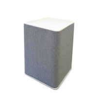 Square Exhibition Plinth -<br>800mm high