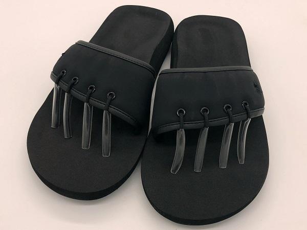 Yoga Sandals Bhakty - Black
