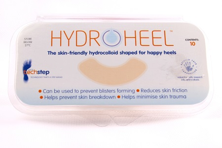 Hydroheel Blister Protection