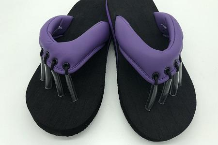 Yoga Sandals - Purple