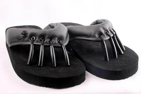 Yoga Sandals - Black
