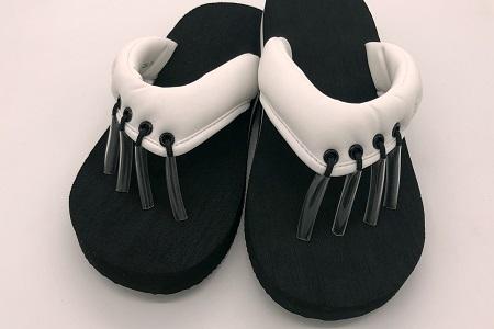 Yoga Sandals - White