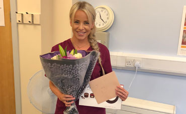 Congratulations to Holly on passing your Dental Nurse Exams!