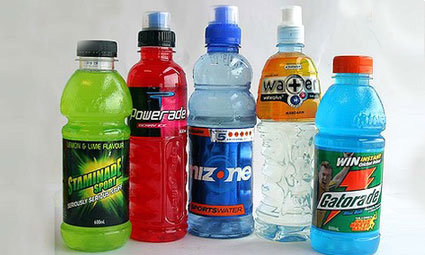 Regular Consumption of Sports Drinks is a Serious Risk to Children's Health