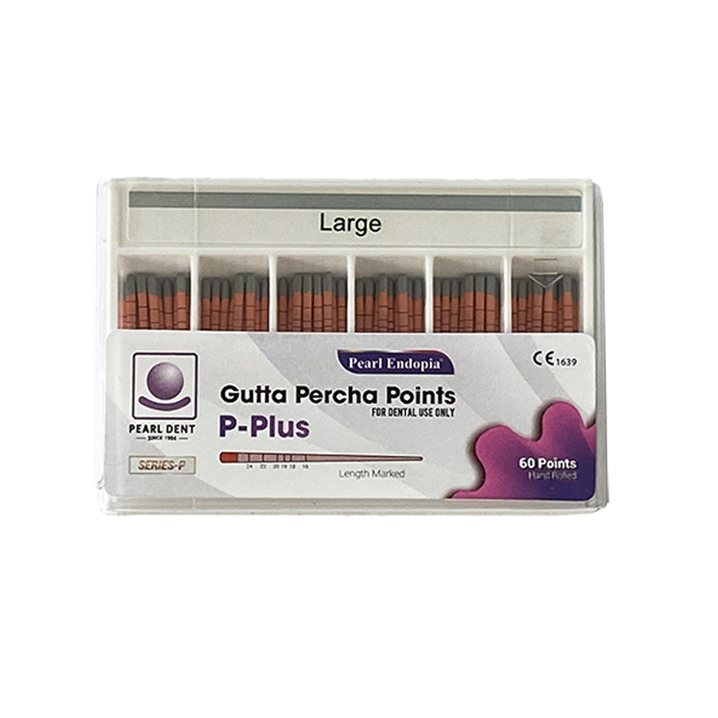 To & Fro Plus Gutta Percha Points Grey Large x 60