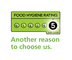 FSA Food Hygiene Rating 5