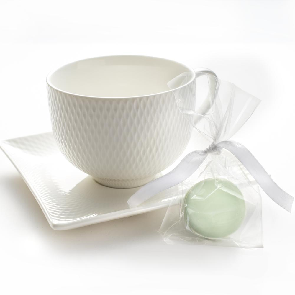 Individually packaged for the perfect wedding favour