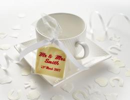 Personalised Chocolate Favours